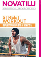 Dépliant Street Workout