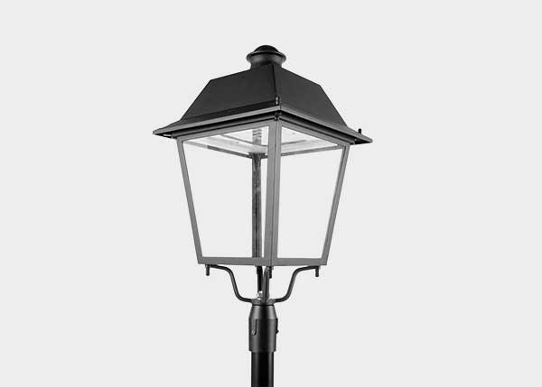 Iluminación ornamental de diseño clásico - NOVATILU
