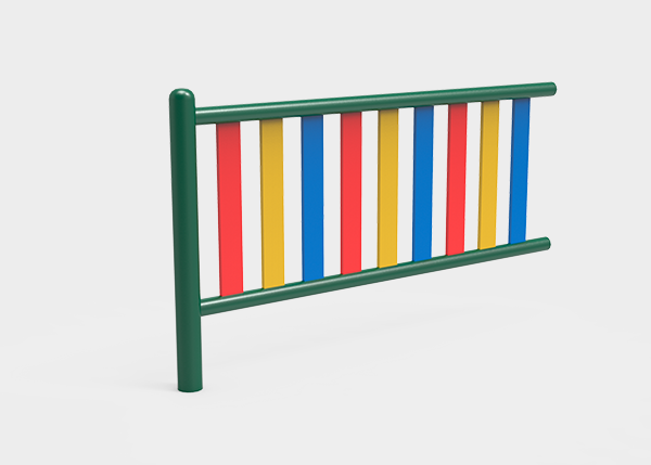 Playground equipment ,Accessories ,PVL3 Fence METAL