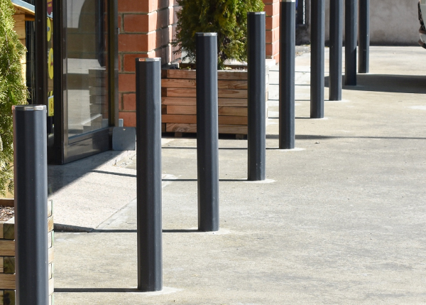 Site Furnishing Bollards