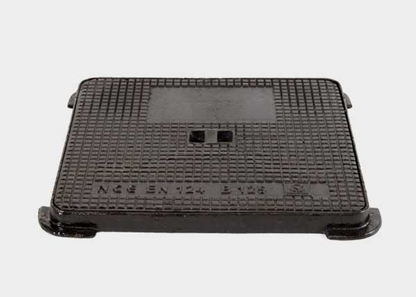 Covers and grates Square manhole covers