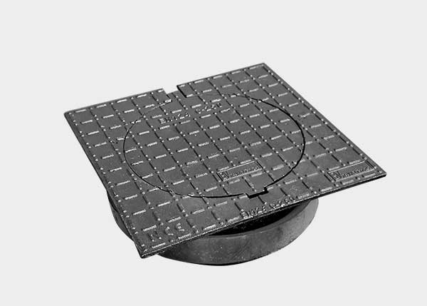 Covers and grates Utility service manhole covers