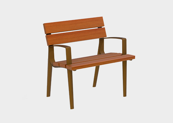 Site Furnishing ,Benches ,UB29S Oslo chair