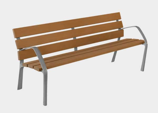 Site Furnishing ,Benches ,UB2T BCN21 T Bench