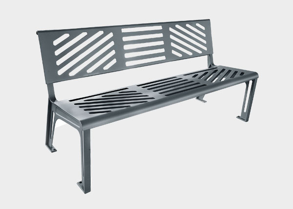 Site Furnishing ,Benches ,UB4 Bench Aire