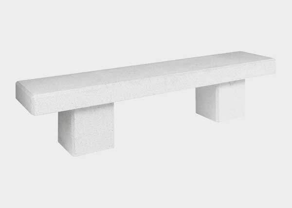 Site Furnishing ,Benches ,UB7 Turia Bench