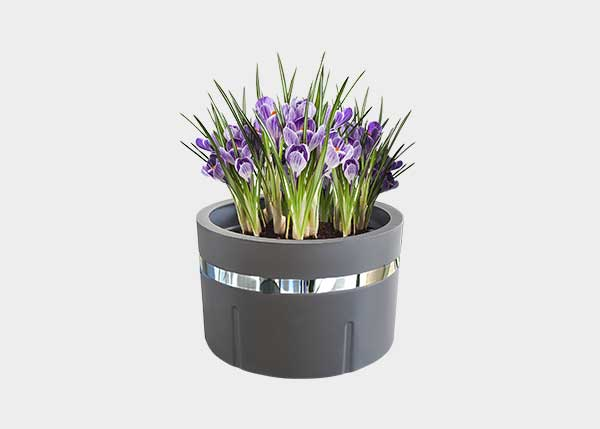 Site Furnishing Flower planters
