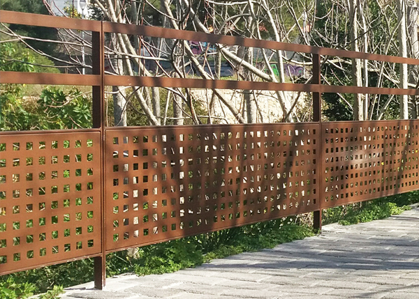 Site Furnishing Fences