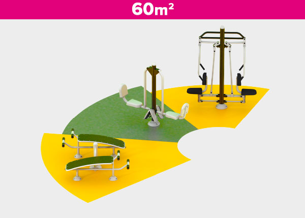 Playground equipment ,Play areas ,AF60 AF60 play area