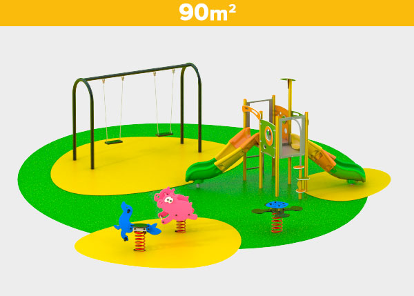 Playground equipment ,Play areas ,AL90 AL90 play area
