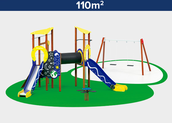 Playground equipment ,Play areas ,COSMO Cosmo play area