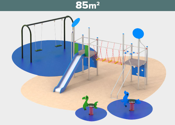 Playground equipment ,Play areas ,IN85 IN85 play area