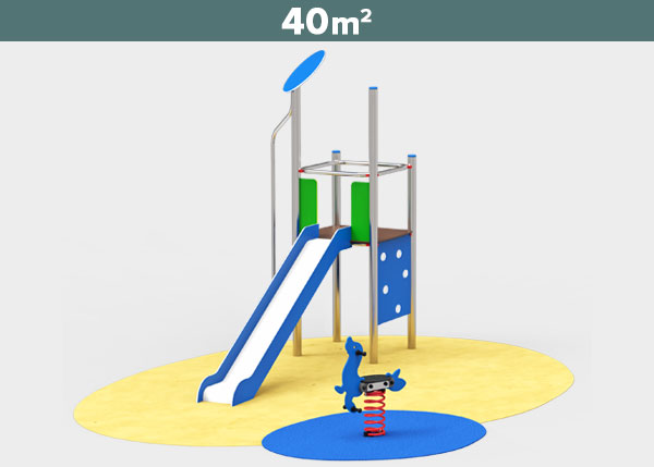 Playground equipment ,Play areas ,INOX1 Inox 1 play area