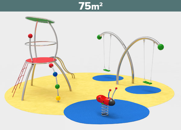 Playground equipment ,Play areas ,INOX3 Inox 3 play area