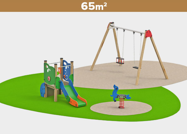 Playground equipment ,Play areas ,MADERA2 Madera 2 play area