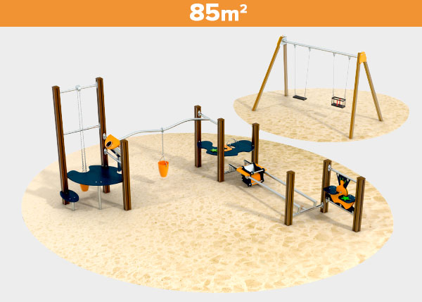 Playground equipment ,Play areas ,PEKE Peke play area