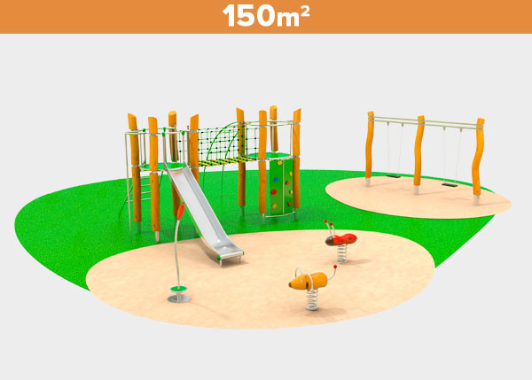 Playground equipment ,Play areas ,R150 R150 play area