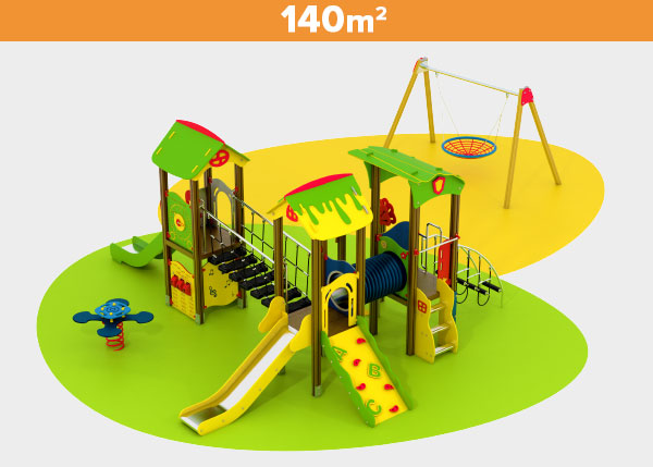 Playground equipment ,Play areas ,TRES Tres play area