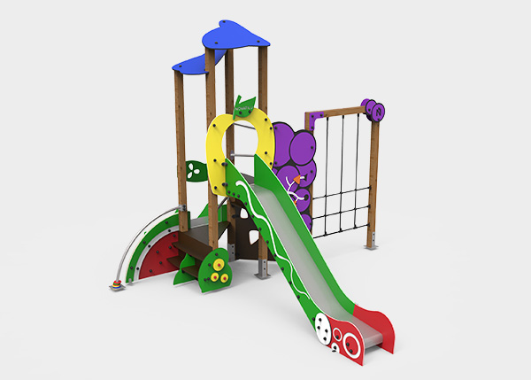 Playground equipment ,Educa line ,PCE03 VITI