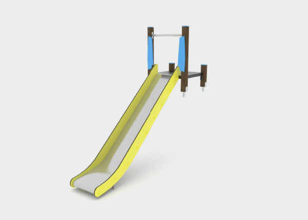 Playground equipment ,Slides ,PTB7 Dera Slide
