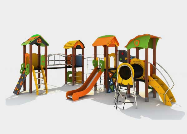 Playground<br> equipment