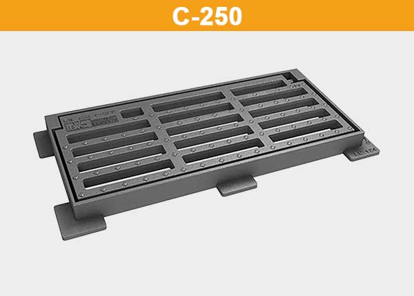 Covers and grates ,Grates ,TR11 Terra