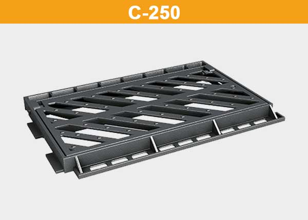 Covers and grates ,Grates ,TR363L Diagonal