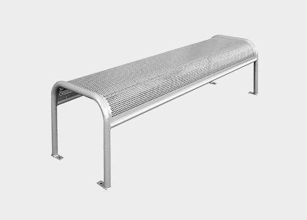 Site Furnishing ,Benches ,UB19B Troke Backless
