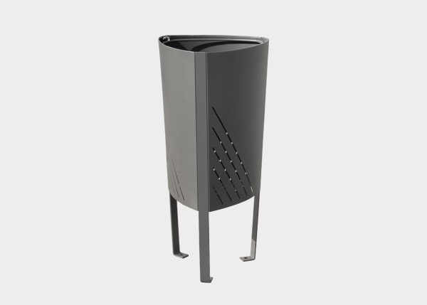 Site Furnishing Litter bins
