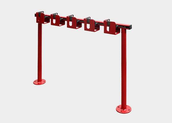 Site Furnishing ,Complements ,UVAP12 Skates rack Mono