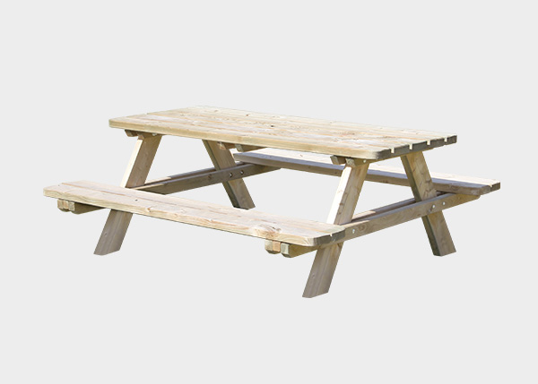 Site Furnishing ,Complements ,UVM2 Picnic Table