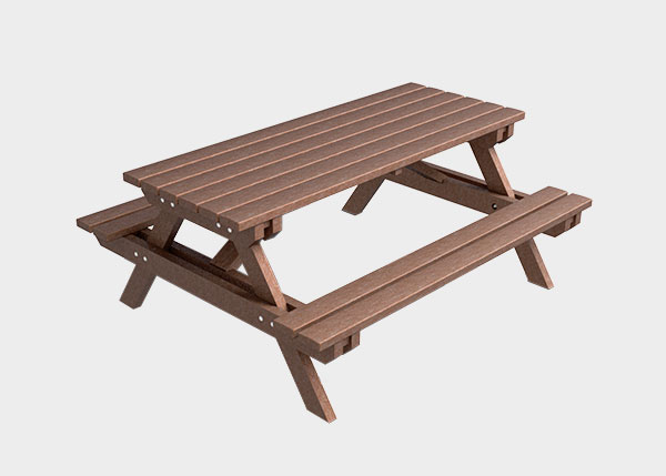 Site Furnishing ,Complements ,UVM2ECO Picnic Eco Table