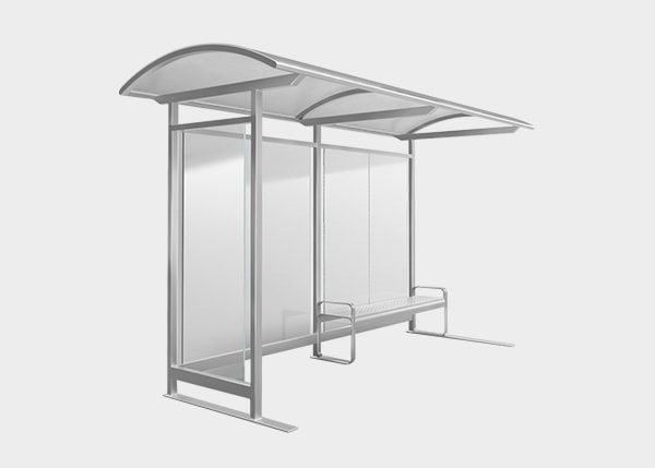 Site Furnishing ,Complements ,UVP2 Shelter Ruta